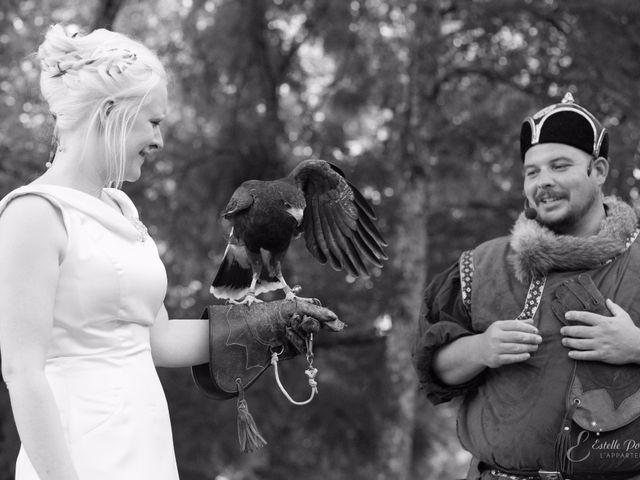 Le mariage de Jean-Baptiste et Amandine à La Fermeté, Nièvre 17