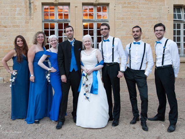 Le mariage de Jean-Baptiste et Amandine à La Fermeté, Nièvre 22