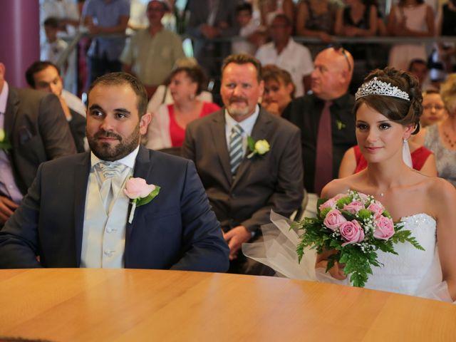 Le mariage de Kévin et Sandra à Montluçon, Allier 1