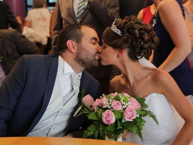 Le mariage de Kévin et Sandra à Montluçon, Allier 2
