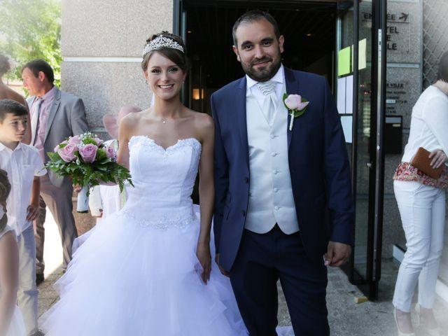Le mariage de Kévin et Sandra à Montluçon, Allier 3