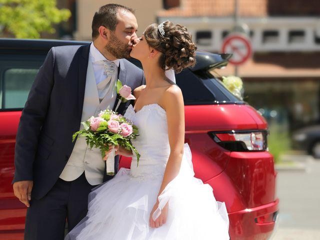 Le mariage de Kévin et Sandra à Montluçon, Allier 4
