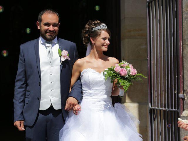 Le mariage de Kévin et Sandra à Montluçon, Allier 6