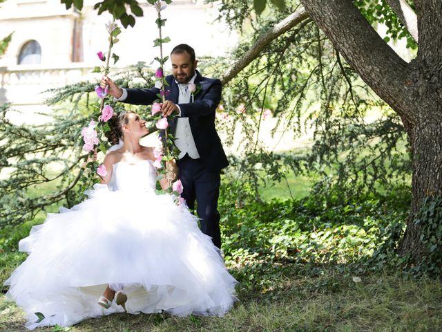 Le mariage de Kévin et Sandra à Montluçon, Allier 7