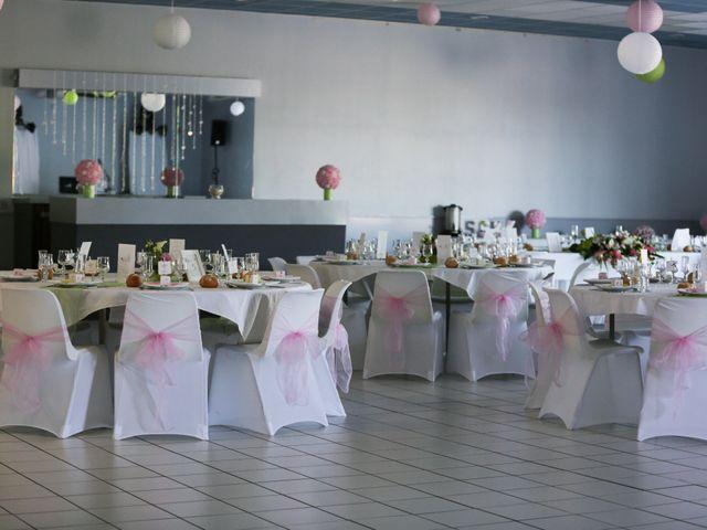 Le mariage de Kévin et Sandra à Montluçon, Allier 10