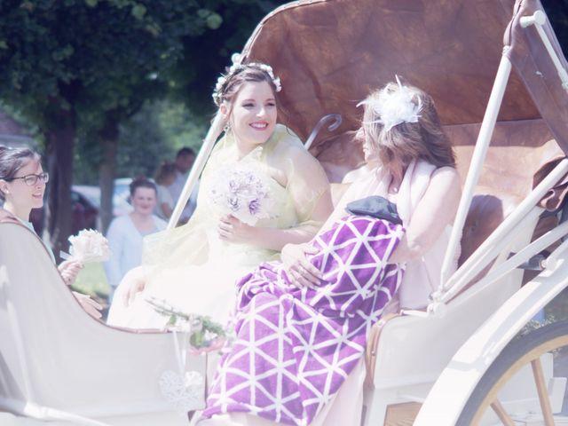 Le mariage de Arnaud et Caroline à Poitiers, Vienne 5