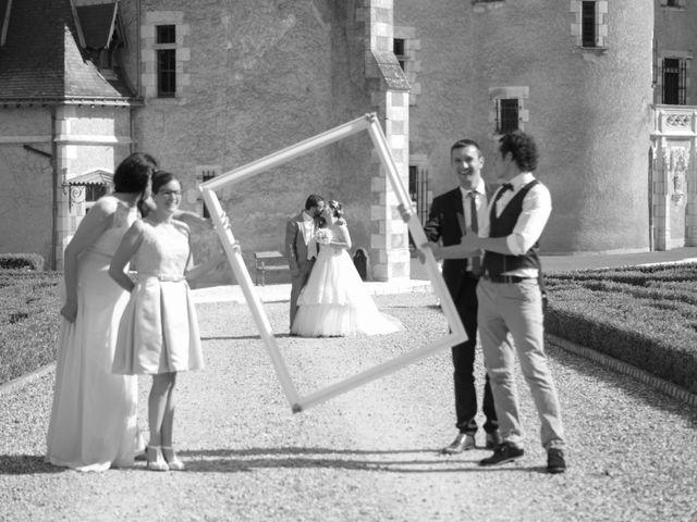 Le mariage de Arnaud et Caroline à Poitiers, Vienne 9