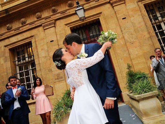 Le mariage de aurelien et Anais à Aix-en-Provence, Bouches-du-Rhône 59