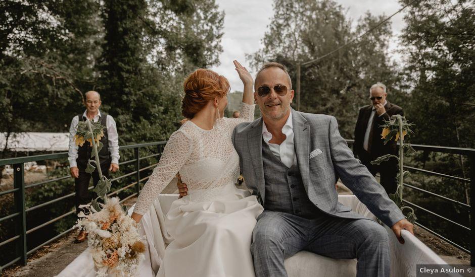 Le mariage de Jean-Christophe et Rachel à Quinsac, Gironde