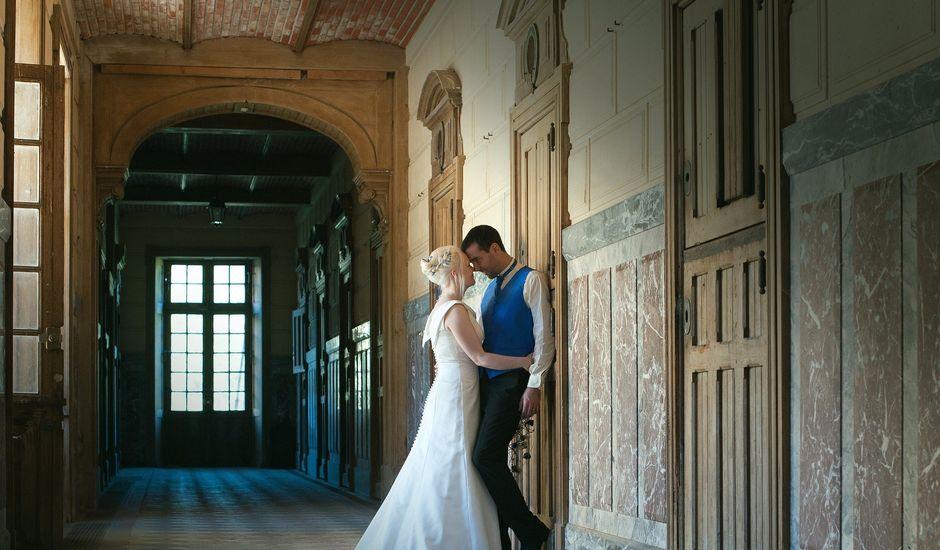 Le mariage de Jean-Baptiste et Amandine à La Fermeté, Nièvre