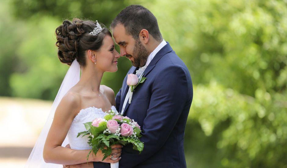 Le mariage de Kévin et Sandra à Montluçon, Allier