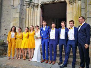 Le mariage de Louis et Perrine 3