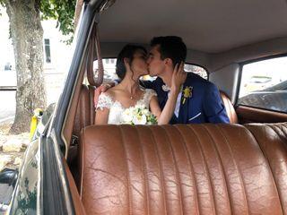 Le mariage de Louis et Perrine