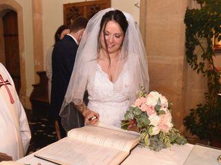 Le mariage de Virginie  et François  1