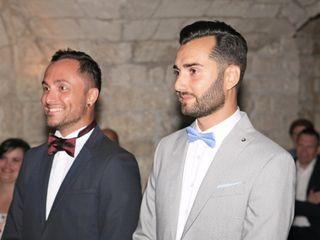 Le mariage de Alexy et Mathieu