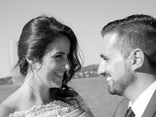 Le mariage de Olivia et Remi
