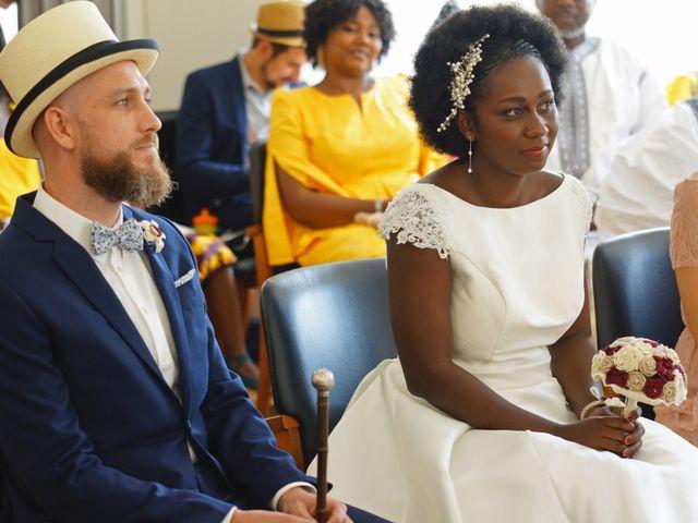Le mariage de Arthur et Sanata à Lannion, Côtes d'Armor 1