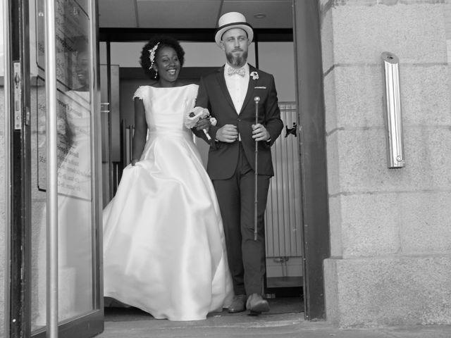 Le mariage de Arthur et Sanata à Lannion, Côtes d'Armor 17