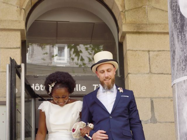 Le mariage de Arthur et Sanata à Lannion, Côtes d'Armor 19
