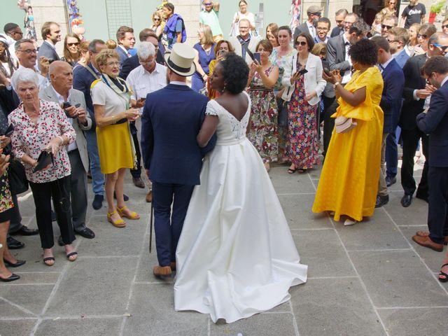 Le mariage de Arthur et Sanata à Lannion, Côtes d'Armor 20