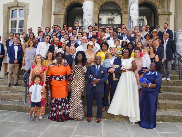 Le mariage de Arthur et Sanata à Lannion, Côtes d'Armor 21
