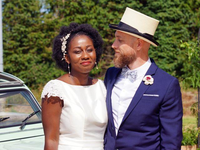 Le mariage de Arthur et Sanata à Lannion, Côtes d'Armor 35