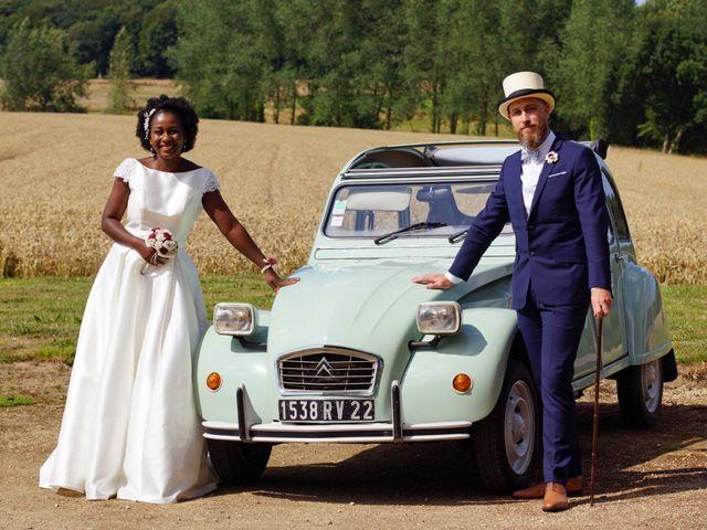 Le mariage de Arthur et Sanata à Lannion, Côtes d'Armor 36