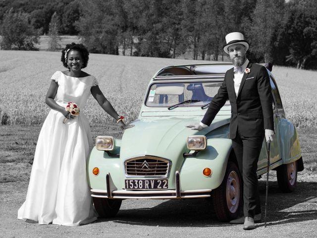 Le mariage de Arthur et Sanata à Lannion, Côtes d'Armor 37