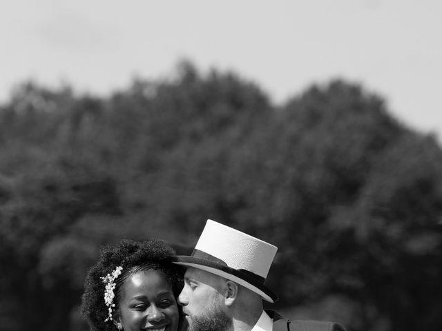 Le mariage de Arthur et Sanata à Lannion, Côtes d'Armor 38