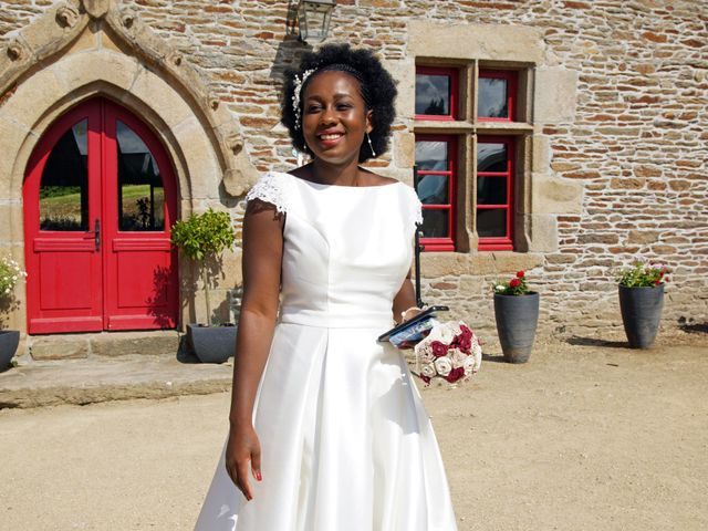 Le mariage de Arthur et Sanata à Lannion, Côtes d'Armor 44