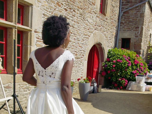 Le mariage de Arthur et Sanata à Lannion, Côtes d'Armor 45