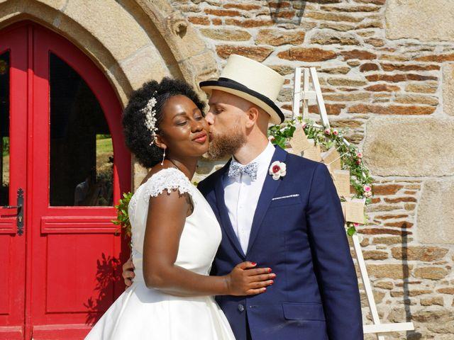 Le mariage de Arthur et Sanata à Lannion, Côtes d'Armor 47