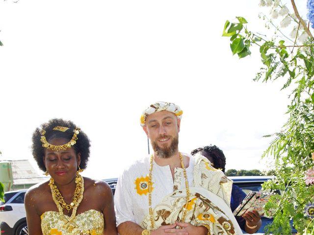 Le mariage de Arthur et Sanata à Lannion, Côtes d'Armor 48