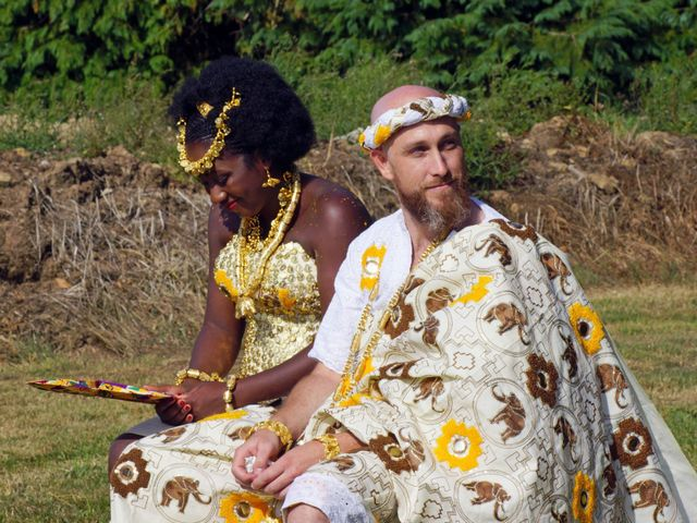 Le mariage de Arthur et Sanata à Lannion, Côtes d'Armor 51