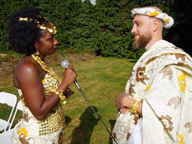 Le mariage de Arthur et Sanata à Lannion, Côtes d'Armor 54