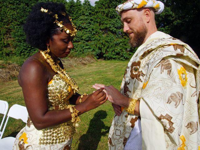 Le mariage de Arthur et Sanata à Lannion, Côtes d'Armor 55