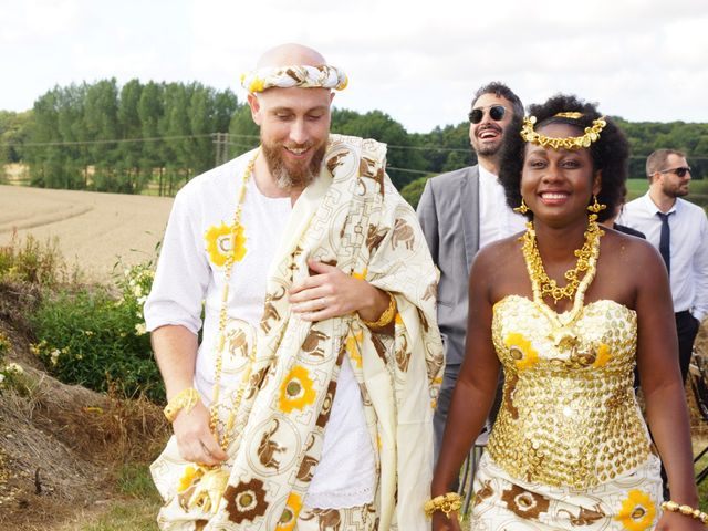 Le mariage de Arthur et Sanata à Lannion, Côtes d'Armor 57