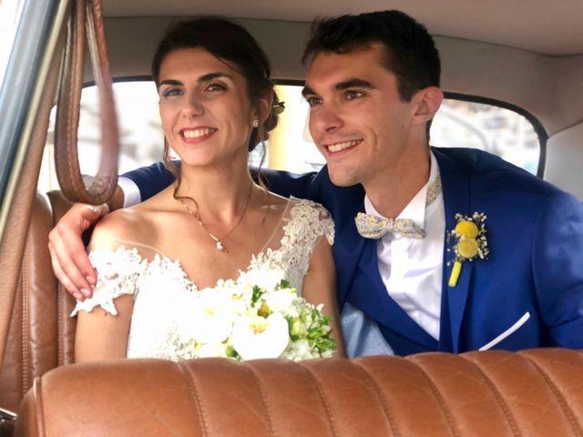 Le mariage de Perrine et Louis à Soeurdres, Maine et Loire 6