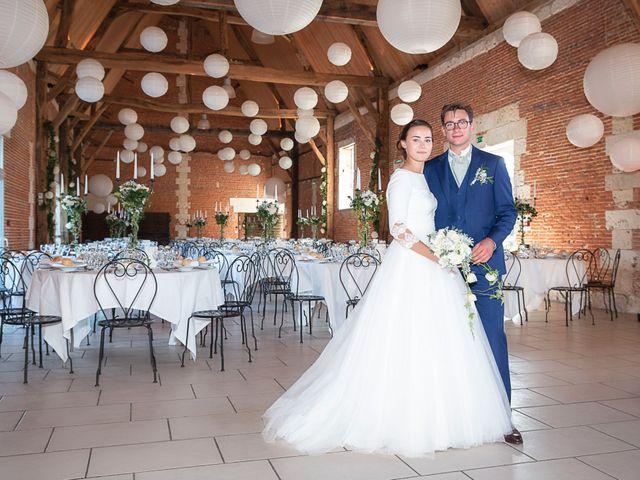 Le mariage de Alix et Antoine