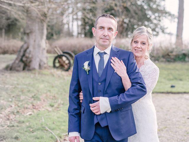 Le mariage de Cathy et Christophe