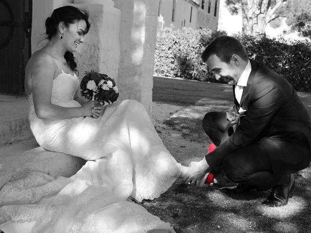 Le mariage de Paul et Marion à Lattes, Hérault 1