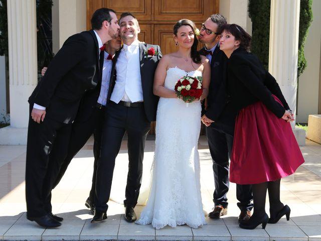 Le mariage de Paul et Marion à Lattes, Hérault 63