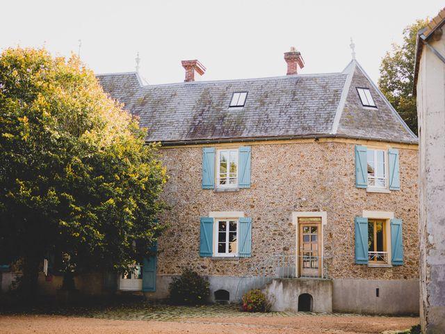 Le mariage de David et Valentine à Les Molières, Essonne 1