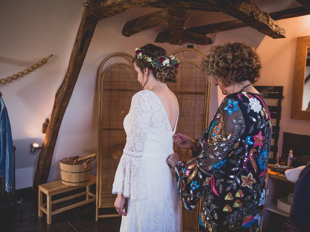 Le mariage de David et Valentine à Les Molières, Essonne 15