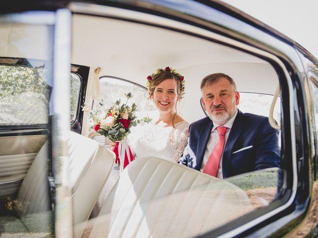 Le mariage de David et Valentine à Les Molières, Essonne 17