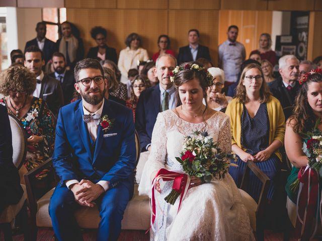 Le mariage de David et Valentine à Les Molières, Essonne 19