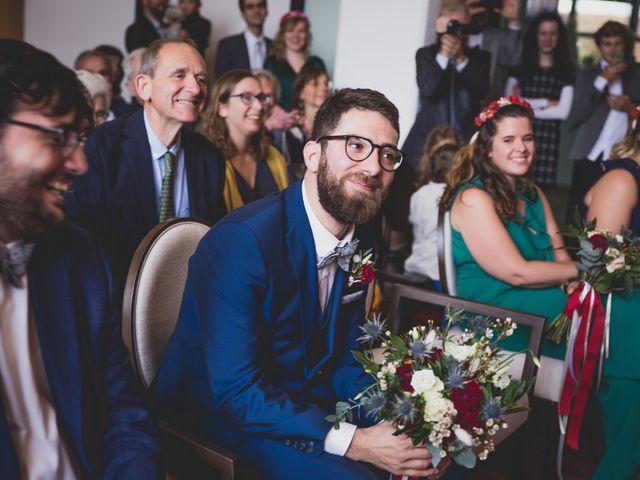 Le mariage de David et Valentine à Les Molières, Essonne 21
