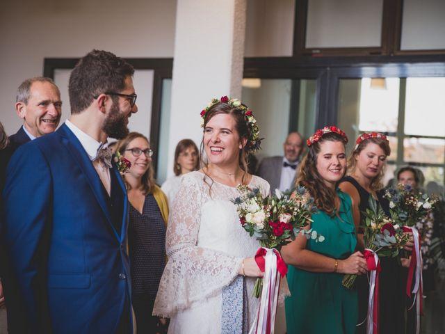 Le mariage de David et Valentine à Les Molières, Essonne 22