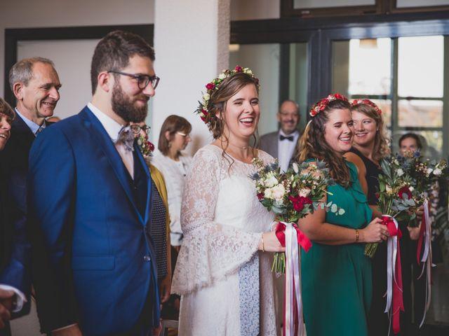 Le mariage de David et Valentine à Les Molières, Essonne 25