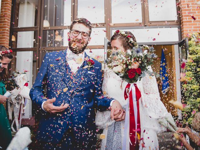 Le mariage de David et Valentine à Les Molières, Essonne 30